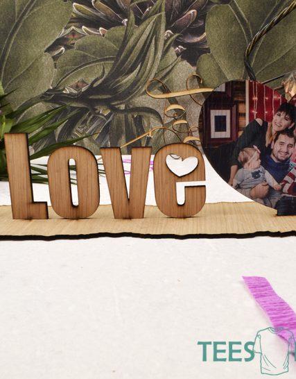 Love Sings with custume photo