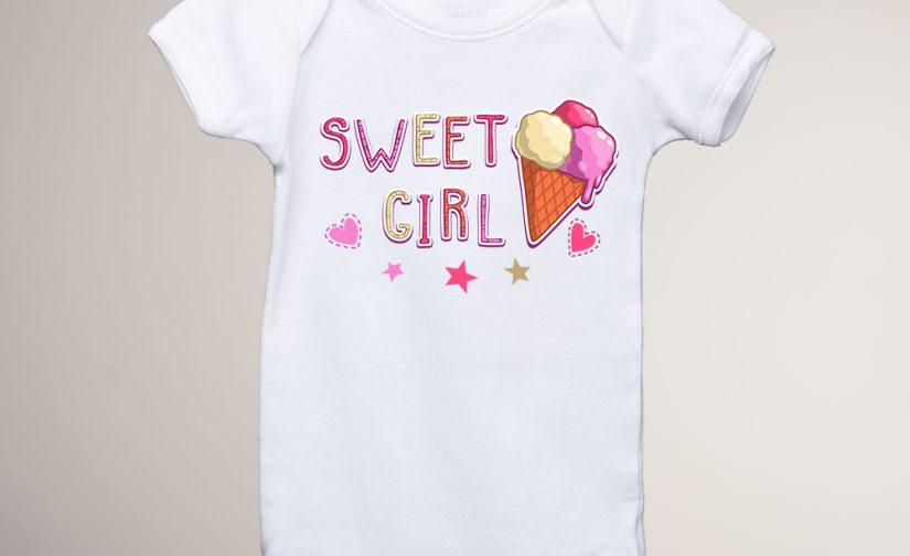 Sweet girl body