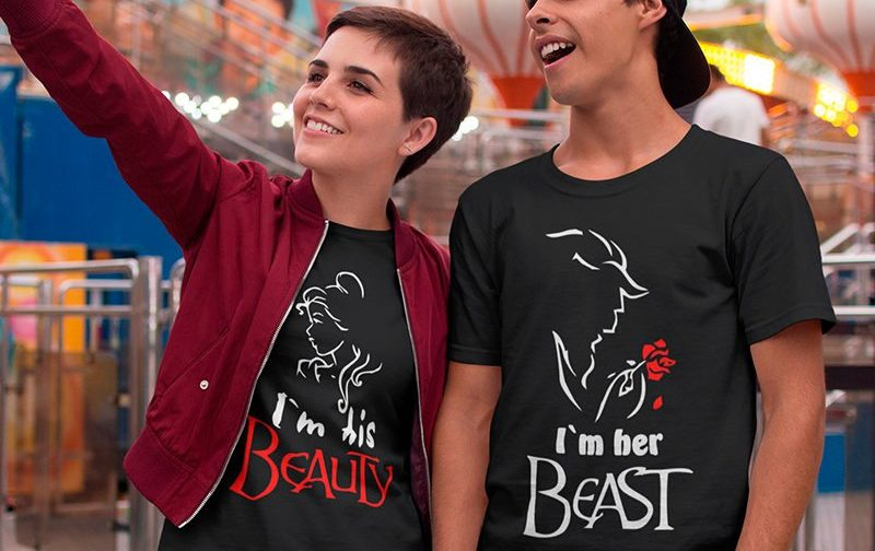 Beast-and-Beauty-Love-Couple-Shirts-LOVE-Matching-Couples-couple-shirts-Set-Love-Couples-Tshirts-Couples-shirts-Beast-and-Beauty