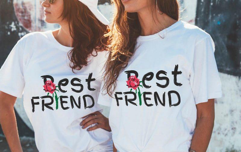 Best-friend-Shirt-Best-friend-T-Shirt-Best-friend-top-friends-shirt-tee-women-tshirt-friend-shirt-Best-friend-tshirts