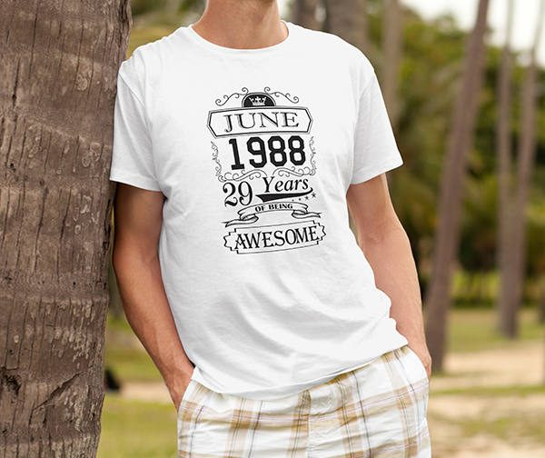 Birthday-T-shirt-Boy-man-Shirt-T-Shirt-Tee-Shirt