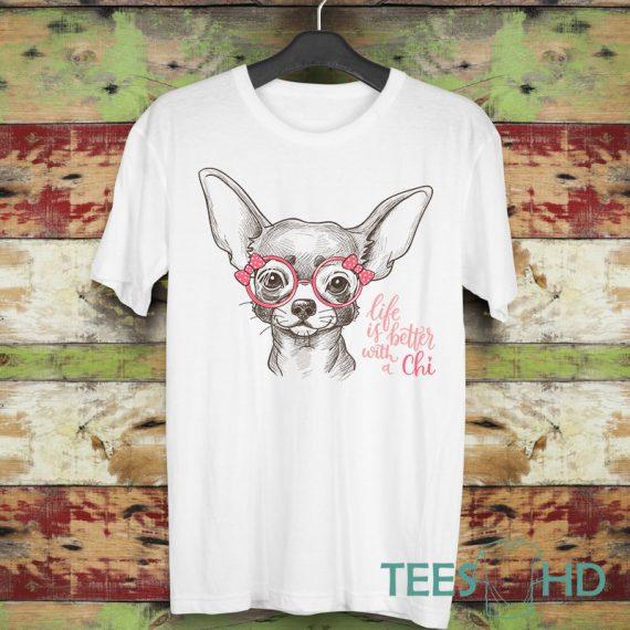 Chihuahua-shirt-Chihuahua-tshirt-Pet-Dog-shirt-dog-love-tee-Chihuahua-Lover-chihuahua-gift-chihuahua-owner-Cute-Dog-Shirt-Chihuahua-2