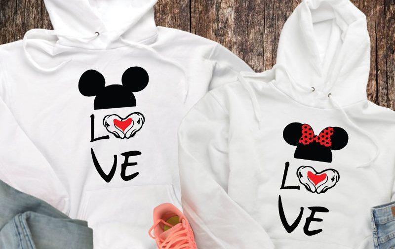 Disney-Couples-Top-Funny-Couples-Gift-Honeymoon-Top-Couple-HoodieCouple-PulloverHer-Valentines-Top