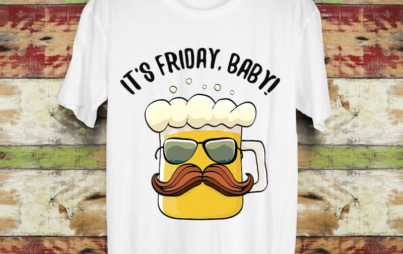 Its-friday-Shirt-Patricks-Day-Shirt-beer-tshirt-college-drinking-shirt-drinking-Shirt-Funny-adult-tshirt-funny-drinking-Shirt