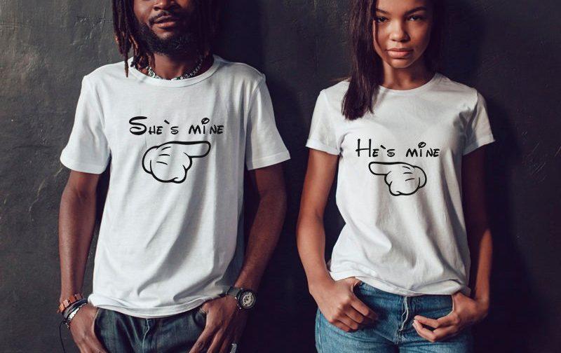 Shes-mine-shirt-Hes-mine-shirt-Couples-shirts-Wedding-Couple-Tshirts-Couple-gift-funny-couple-shirts-funny-couples-gift-family-look