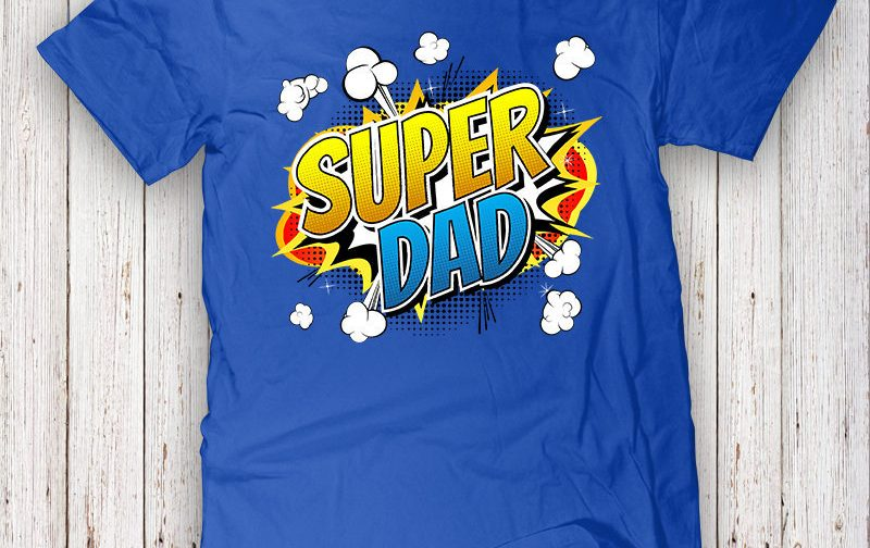 Super-Dad-Shirt-Dad-T-Shirt-Superdad-Shirt-Superhero-Dad-Gift-for-Dad-Tee-Dad-shirt-gift-New-Dad-Gift-Gift-for-Father