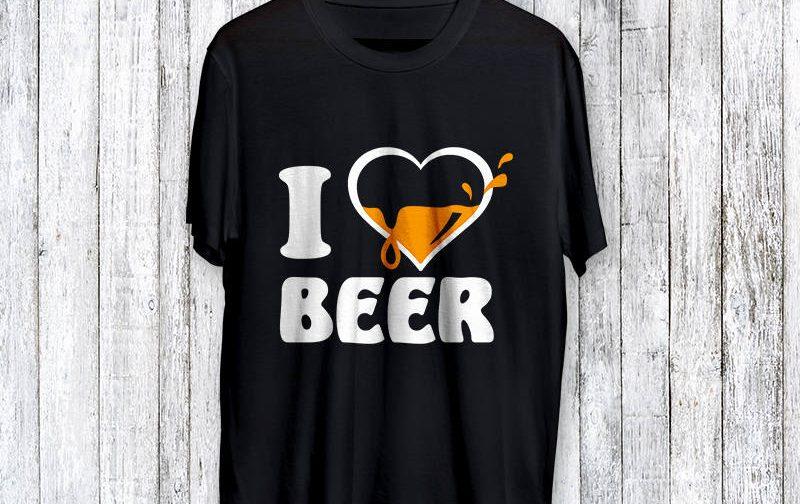 T-shirt-I-Love-Beer-Shirt-T-Shirt-TShirt-Tee-Shirt-T-shirts-I-love-Beer