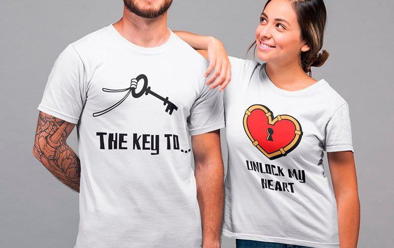 The-key-to-unlock-my-heart-couple-shirt-set-LOVE-Matching-Couples-Love-Couple-Shirts-couple-shirts-Set-Couples-shirts-Love-couple-set