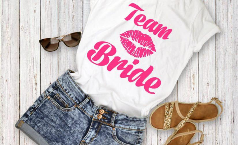 Unique-T-shirt-Bride-Team-Bride-T-Shirt-Wedding-Party-Shirts-Bachelorette-Shirts-Bridesmaid-Shirts-Maid-of-Honor-Shirts-Bride