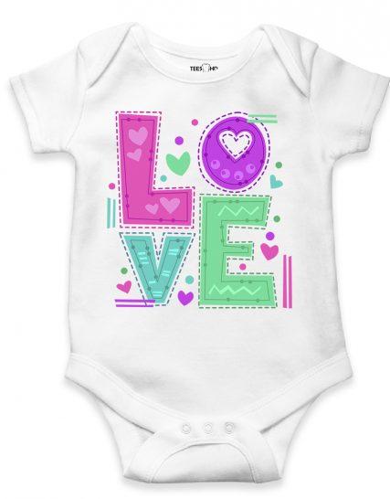 LOVE baby body
