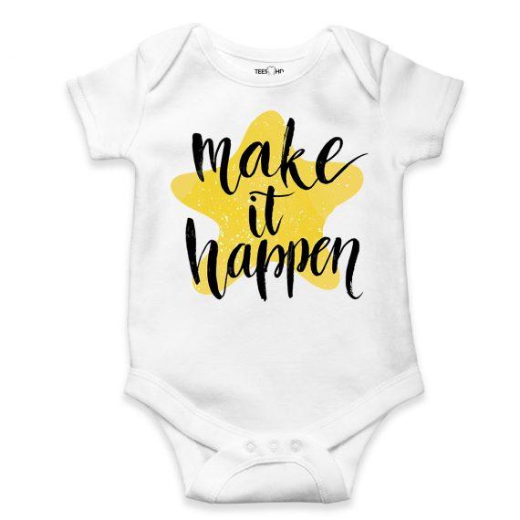 Make it happen baby body