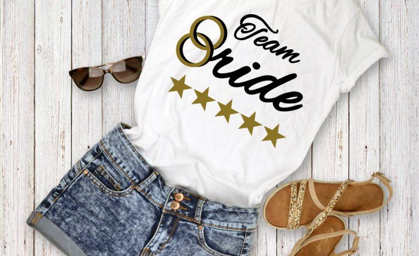 bridesmaid-shirts-Bride-Team-tee-Bride-T-Shirt-Wedding-Party-Shirts-Bachelorette-Shirts-Bridesmaid-Shirts-Maid-of-Honor-Shirts-Bride