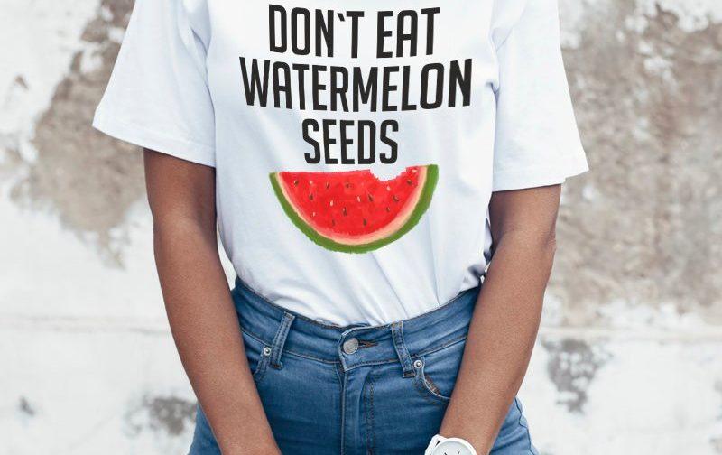 dont-eat-watermelon-Watermelon-Shirt-Watermelon-Tshirt-Watermelon-top-tee-women-tshirt-Funny-Graphic-Tee-Vegan-tshirt-Vegan-shirt