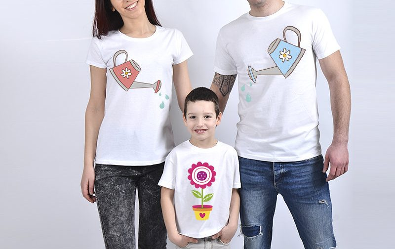 t-shirt-Mommy-Daddy-Son-Daughter-Watering-happiness-T-shirts-Mommy-Daddy-shirts-Mommy-Daddy-Son-Daughter-shirts-T-shirt
