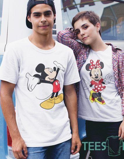 Disney Couples shirt