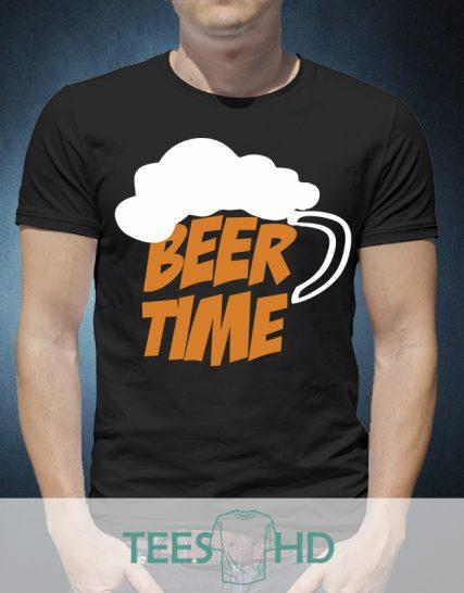 Beer time tshirt