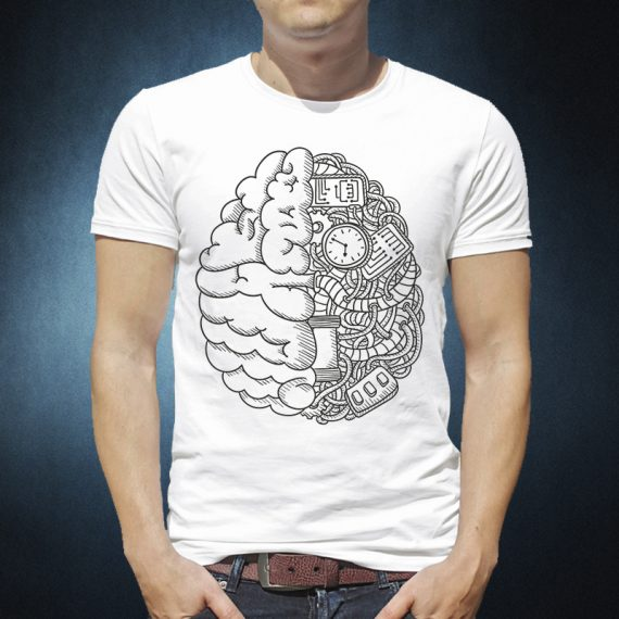 Еngineering brain funny Design