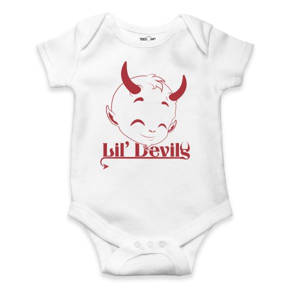Bodysuit Lil' Devil design