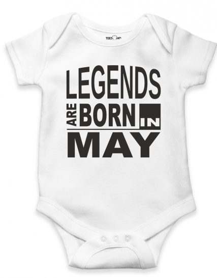 Legends are born in Custom month