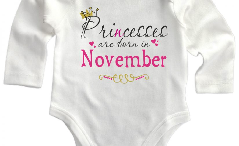 Princess are born in Custom month