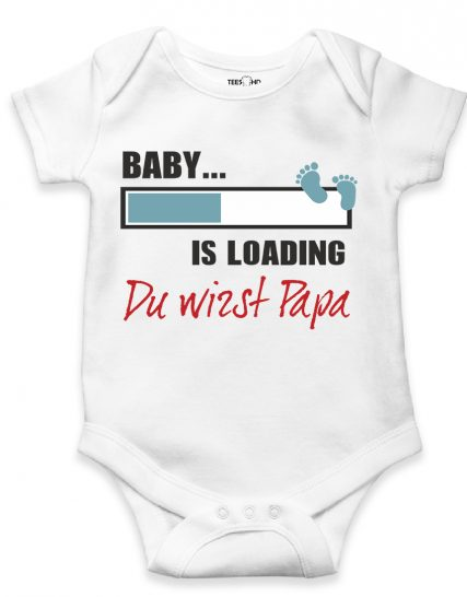 Baby is Loading Design